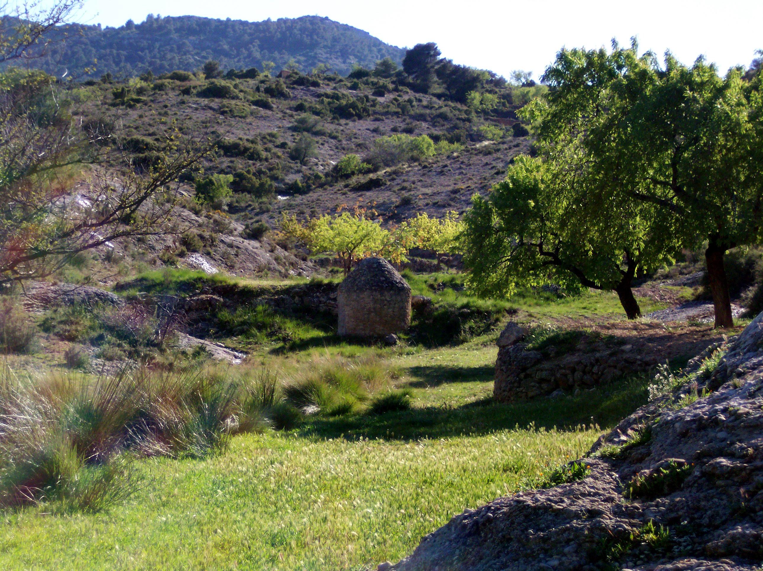 Captacion del Agua de Fuente San Joaquin