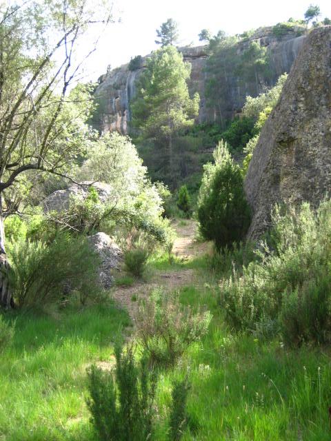 Barranc Font
