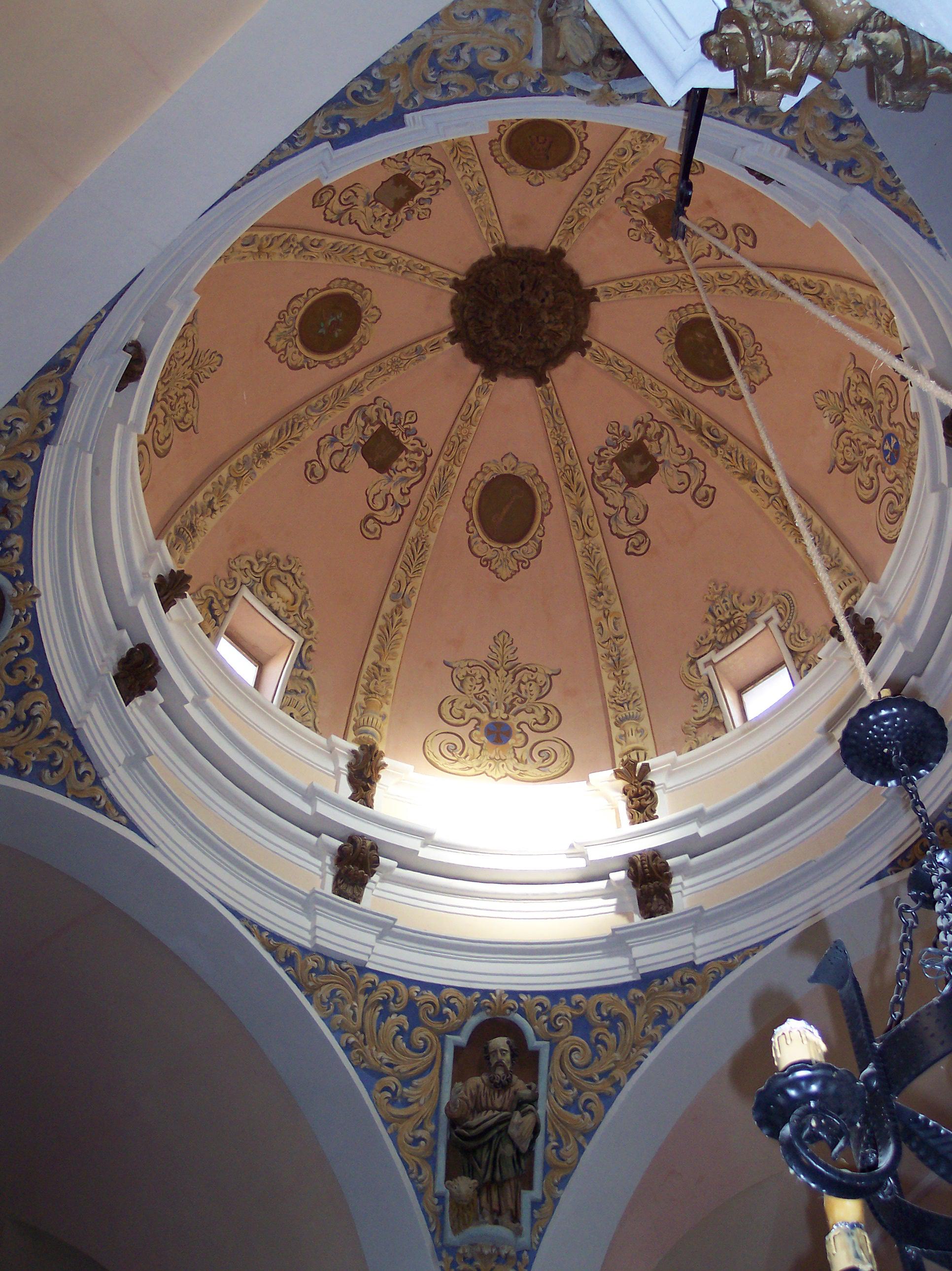 Cupula de la Ermita